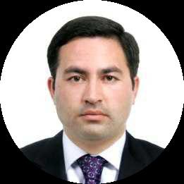 <center>Khurshid Khudaiberdiev
